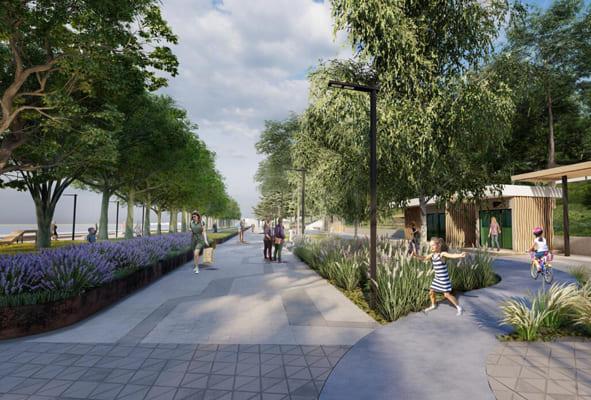 В правительстве Самарской области рассказали, что в 2021 году реконструируют на набережной в Тольятти   CityTraffic