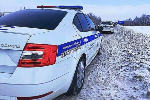 На дорогах Самарской области с 25 марта будут дежурить усиленные патрули ГИБДД | CityTraffic