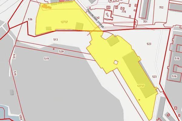 В Железнодорожном районе Самары два участка отдадут под гаражи и хранение автотранспорта | CityTraffic