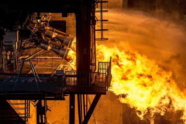 На Байконуре запустили ракету-носитель самарского производства | CityTraffic