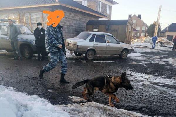 Муляж взрывного устройства обнаружила полиция под машиной жительницы Самарской области | CityTraffic