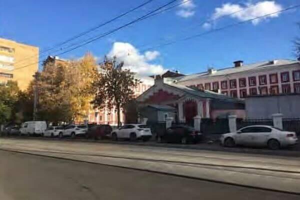 С фасада здания бывшей губернской тюрьмы в Самаре уберут все кондиционеры | CityTraffic