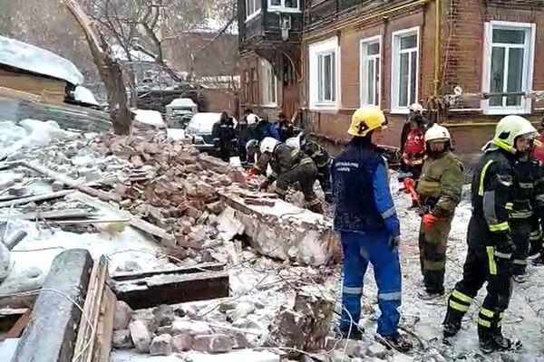 В Ленинском районе Самары объявили режим повышенной готовности | CityTraffic