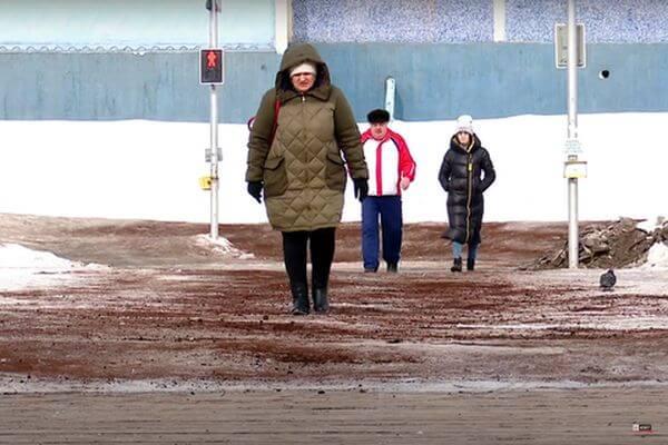 В Татарстане скользкие дороги посыпали молотым кофе | CityTraffic