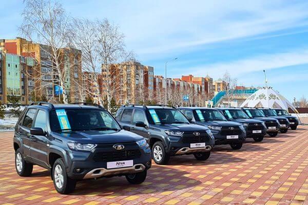 У АВТОВАЗа появился новый партнер в Казахстане   CityTraffic