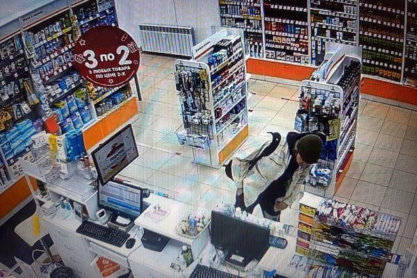 Житель Сибири ограбил аптеку в Самарской области   CityTraffic