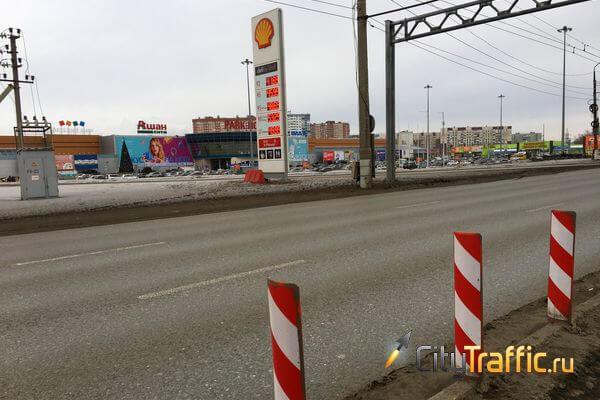 Чиновники Тольятти считают, что обломки пластика полностью исключили ДТП на Автозаводском шоссе | CityTraffic