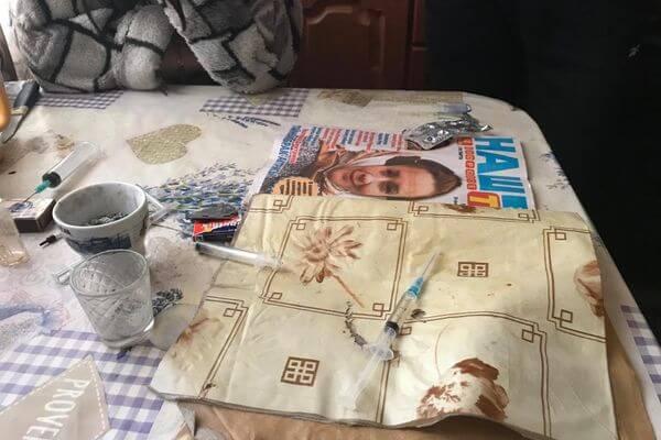 В Тольятти задержана хозяйка наркопритона | CityTraffic