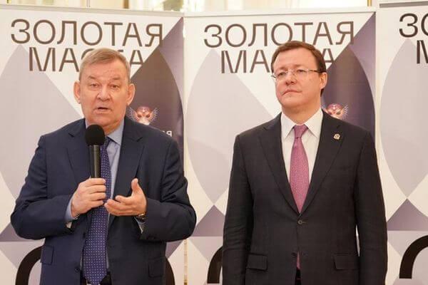 Между правительством Самарской области и Большим театром подписано соглашение о сотрудничестве | CityTraffic