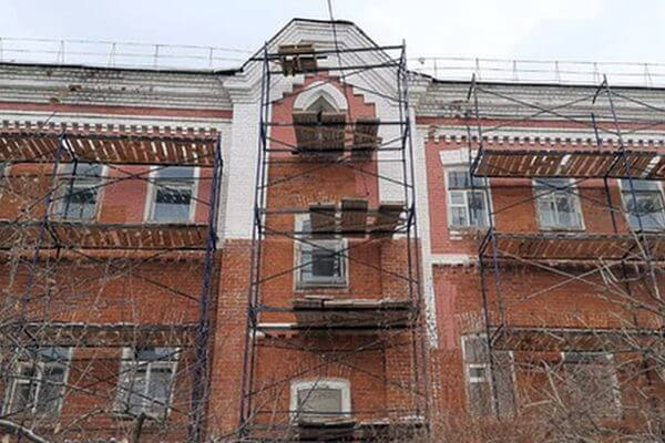 В Самаре реставрацию сестринского корпуса Иверского монастыря завершат в 2022 году   CityTraffic