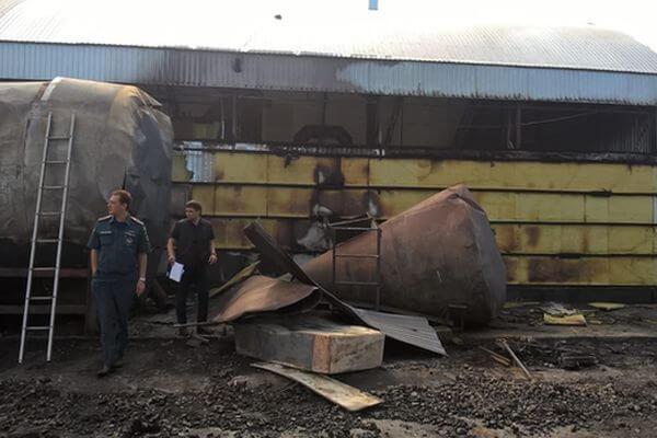 Главе фирмы, двое рабочих которой погибли в Тольятти, дали 5 лет условно | CityTraffic