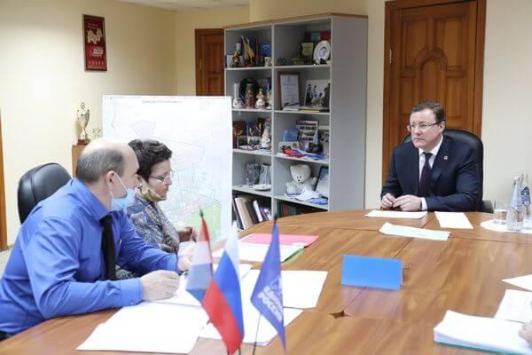 Жители Тольятти рассказали губернатору, взялись ли власти города за решение проблем микрорайона Северный | CityTraffic