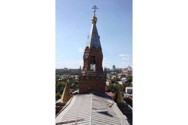 В Самаре Церковь Михаила Архангела взяли под охрану | CityTraffic