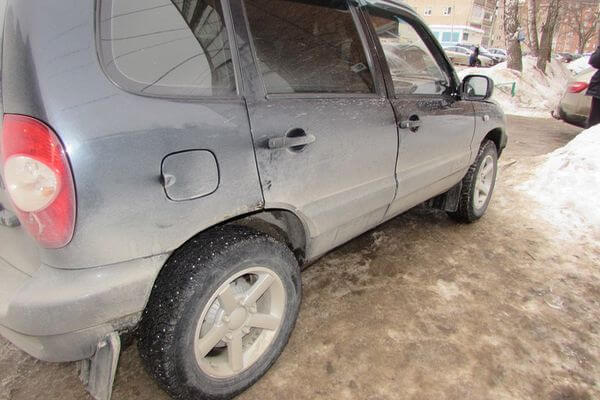 Девушка из Жигулевска забыла закрыть автомобиль - и в него забрался уголовник со стажем | CityTraffic