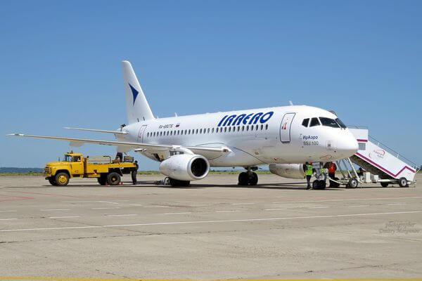 Открыта продажа авиабилетов из Самары в Геленджик | CityTraffic