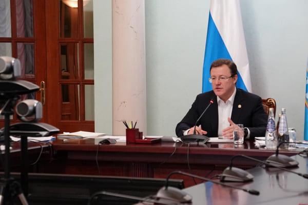 Губернатор Самарской области рассказал о борьбе с коррупцией и мошенничеством в сфере ЖКХ   CityTraffic