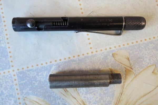 У жителя Самарской области нашли стреляющую ручку | CityTraffic