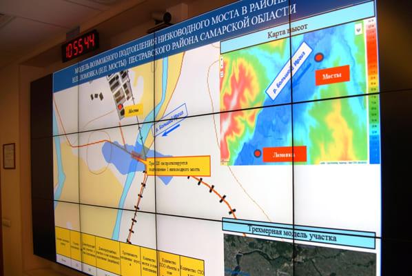В Самарской области в период паводка ожидается подтопление 6 низководных мостов | CityTraffic