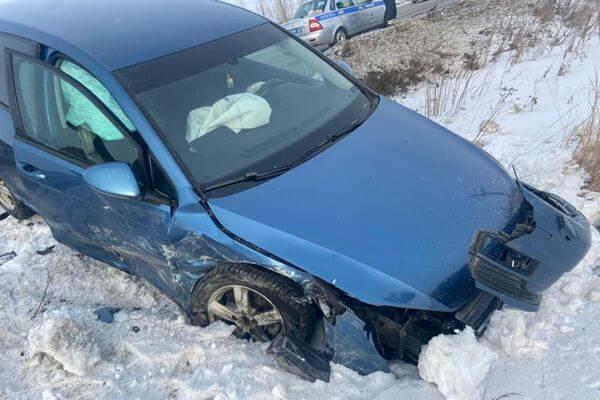 Пятилетний ребенок пострадал в автомобильной аварии под Тольятти | CityTraffic