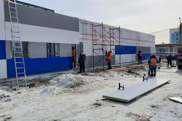 Для ковидного корпуса в больнице имени Середавина в Самаре проложили коммуникации | CityTraffic