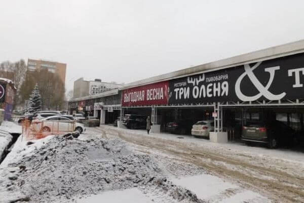 """Здание, где расположен ресторан """"Три оленя"""" вСамаре, исключили из перечня выявленных памятников культуры"""