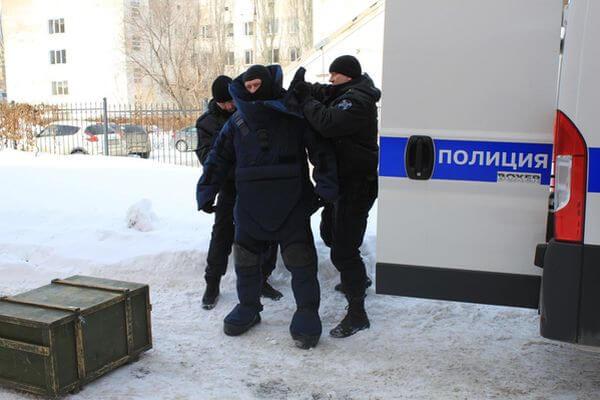 В Самаре провели антитеррористические учения на территории больницы Пирогова   CityTraffic