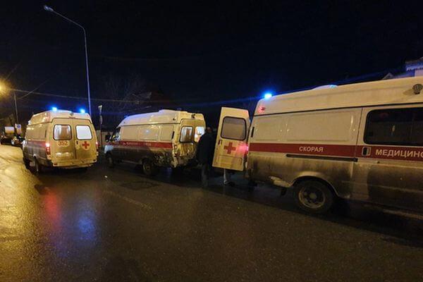 В аварии с тремя погибшими на улице Фрунзе в Самаре пострадал также водитель Скорой помощи | CityTraffic