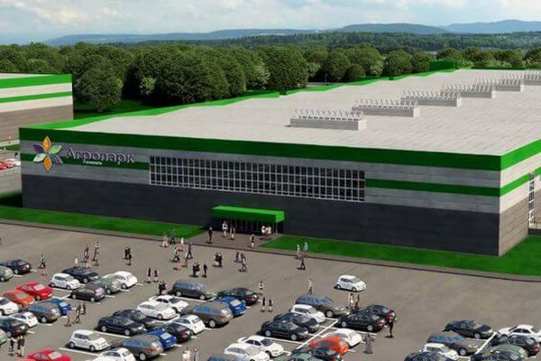 В Самаре увеличат площадь Агропарка, расположенного устадиона
