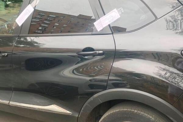 У одной из фирм Тольятти арестовали за долги автомобиль | CityTraffic