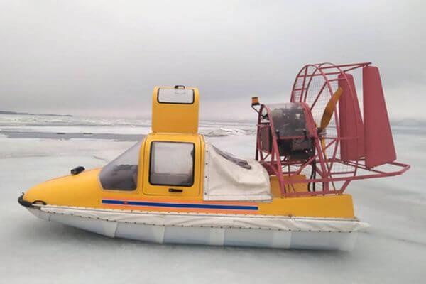 В Тольятти спасли двух рыбаков | CityTraffic