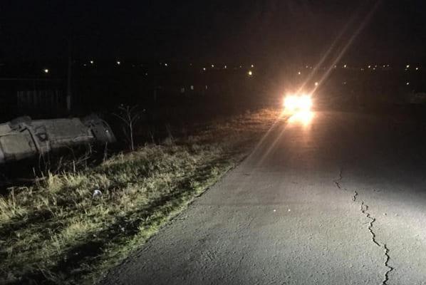В Ставропольском районе области перевернулась «Приора», водитель попал в больницу | CityTraffic