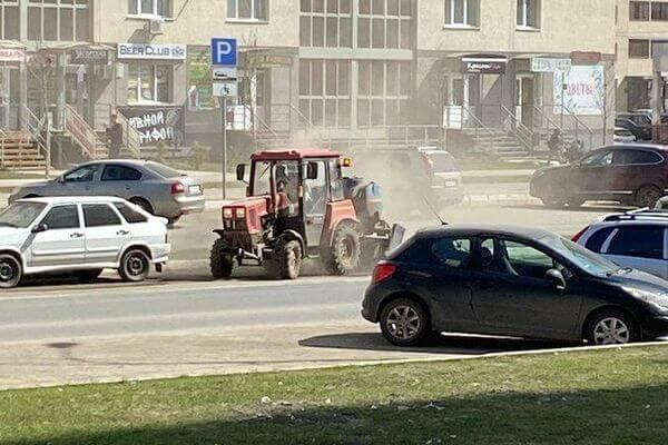 В Самаре 15 апреля начнут мыть дороги | CityTraffic