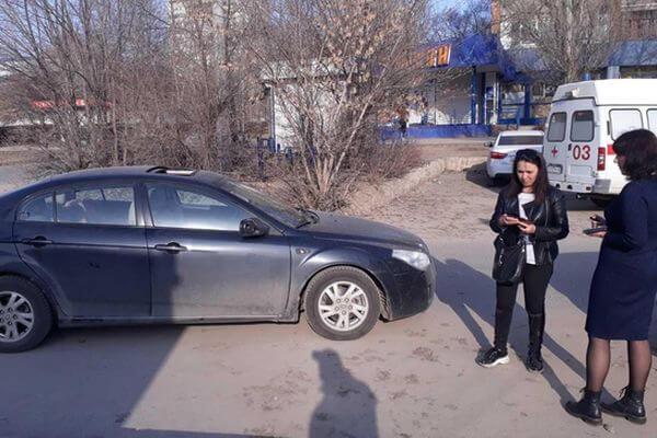 В Тольятти 11-летнего мальчика сбил автомобиль в жилой зоне | CityTraffic