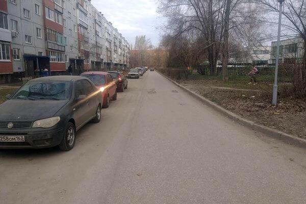 В Тольятти в жилой зоне был сбит ребенок на велосипеде | CityTraffic