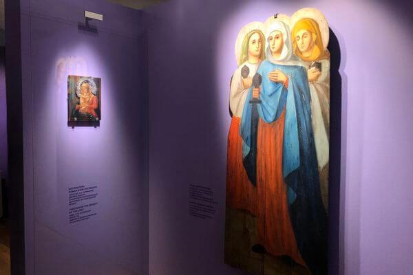 В Москве открылась выставка легендарного живописца из самарского села Утевка  Григория Журавлева | CityTraffic