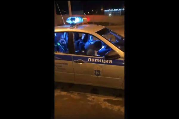 Оштрафованы три участника автопробега в Самаре | CityTraffic