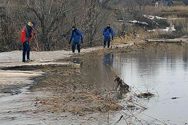 Житель Самарской области утонул, не дойдя до дома 100 метров | CityTraffic