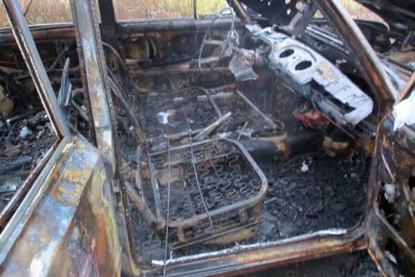 Житель Самарской области угнал 5 автомобилей за несколько дней | CityTraffic