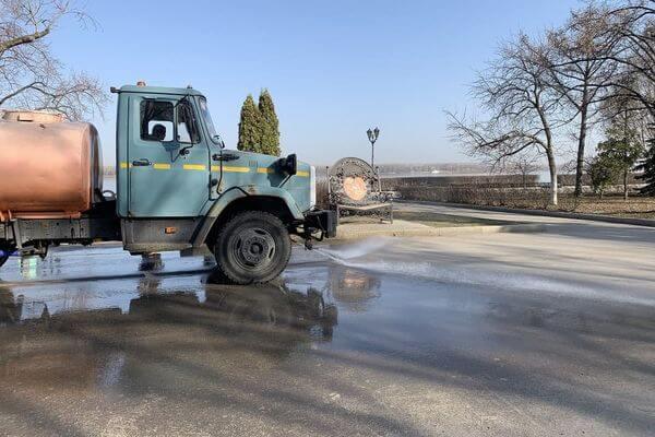 В Самаре начали отмывать набережную | CityTraffic