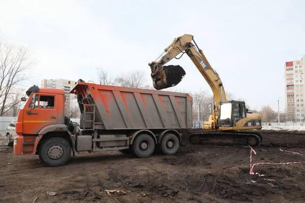 В Кировском районе Самары началась подготовка к строительству нового детсада на 132 места | CityTraffic