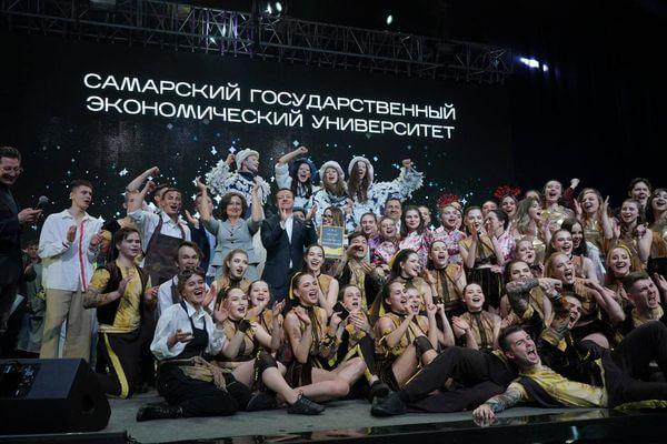 Победители Самарской студвесны – 2021 получили награды от губернатора | CityTraffic