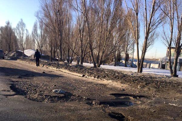 Власти Самары поручили дорожникам откачать воду с Ракитовского шоссе | CityTraffic