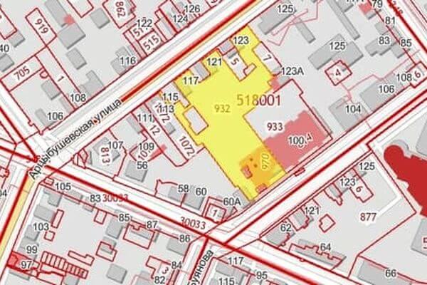 В Самаре вграницах 122 квартала хотят построить высотные дома