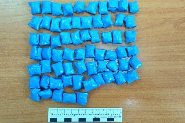 Житель Тольятти задержан с 92 свертками синтетического наркотика | CityTraffic