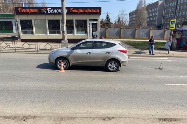 В Тольятти на переходе сбит ребенок   CityTraffic