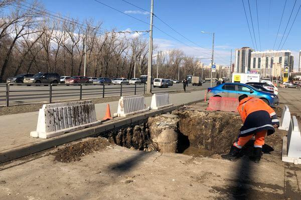 В Самаре не будут перекрывать улицу Ново-Садовую во время ремонта Московского шоссе | CityTraffic