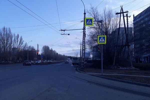 В Тольятти автобус сбил ребенка на переходе | CityTraffic