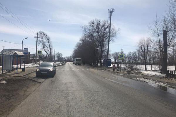 В Сызрани девочку сбили на пешеходном переходе | CityTraffic