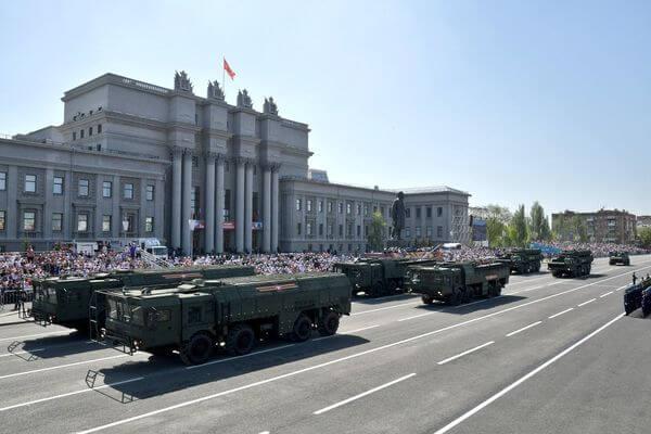 В историческом центре Самары покажут военную технику и вооружение | CityTraffic
