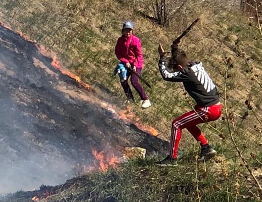 В Тольятти ЛДПР ходатайствует о награждении школьников, которые помогали тушить пожар | CityTraffic